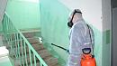 В Челябинске возобновят санитарную обработку подъездов