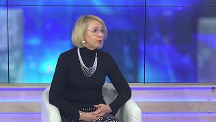 Коронавирус на Южном Урале: видеоинтервью с Ириной Гехт