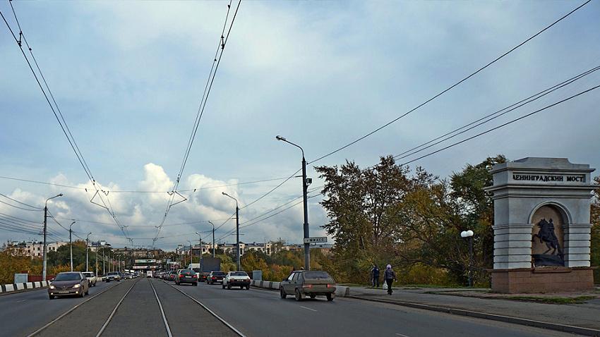 В Челябинске проведут реконструкцию Ленинградского моста