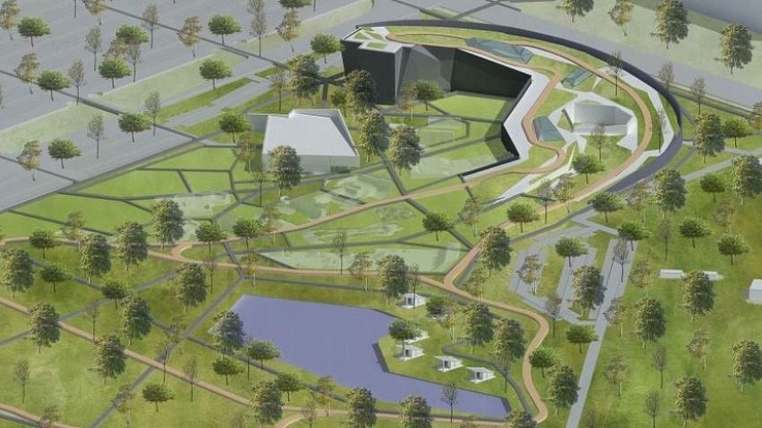 В Челябинске хотят построить комплекс экстремальных видов спорта