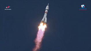 С Байконура стартовала ракета «Союз-2.1а»