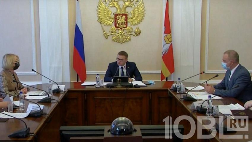 В Челябинске прошло заседание оперативного штаба по борьбе с коронавирусной инфекции