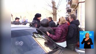 Мужчине вынесли приговор за прокол шин