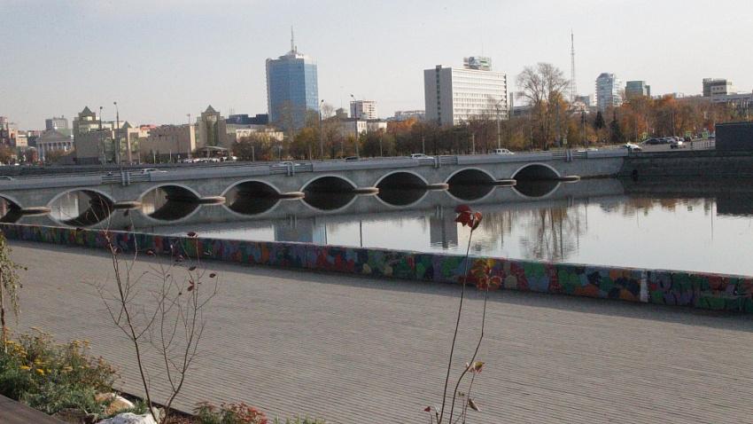 Обновленная набережная свяжет отдаленный район Челябинска с центром