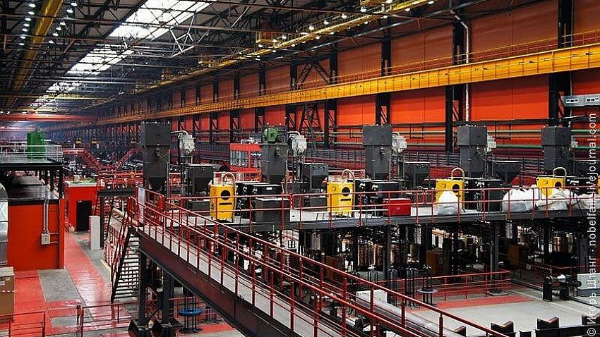 В Челябинской области растет индекс промышленного производства