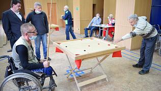 В Челябинске состоялись состязания по настольным спортивным играм