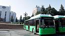 В Челябинске на маршрут вышел автобус № 21