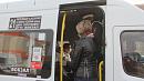 В Магнитогорске проверили, как соблюдается масочный режим в маршрутных такси