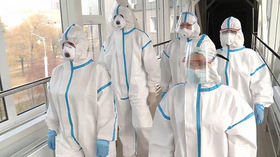 Челябинская вокальная группа посвятила клип врачам, борющимся с COVID-19