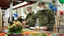 День повара креативно отметили в одной из воинских частей Челябинской области