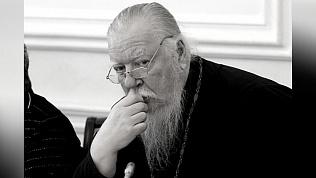 Протоиерей Димитрий Смирнов скончался на 70-м году жизни
