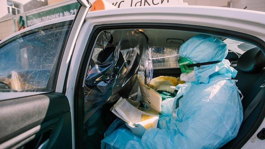 В Челябинске и Магнитогорске медики будут выезжать к пациентам на автомобилях «Яндекс.Такси»