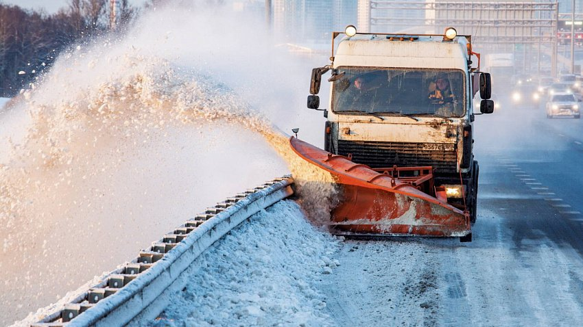 Наталья Котова поручила провести сверку территорий по уборке снега в Челябинске