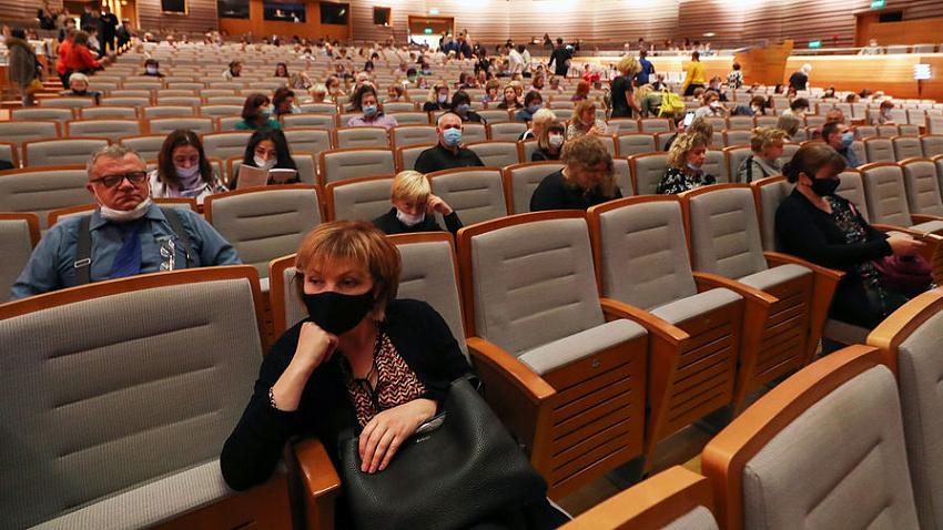 В Челябинске переносят и отменяют культурно-массовые мероприятия из-за распространения COVID-19