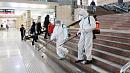Соблюдение противоэпидемических мер проверили на железнодорожном вокзале Челябинска