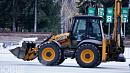 На очистку дорог Челябинска выйдет 127 единиц техники