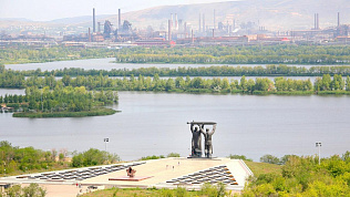 В районе Магнитогорска сильно загрязнена река Урал
