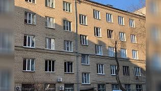 В Челябинске продолжают восстанавливать поврежденные взрывом здания