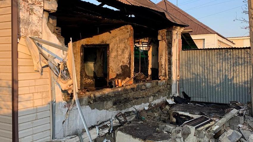 СК возбудил уголовное дело по факту взрыва газа в Металлургическом районе