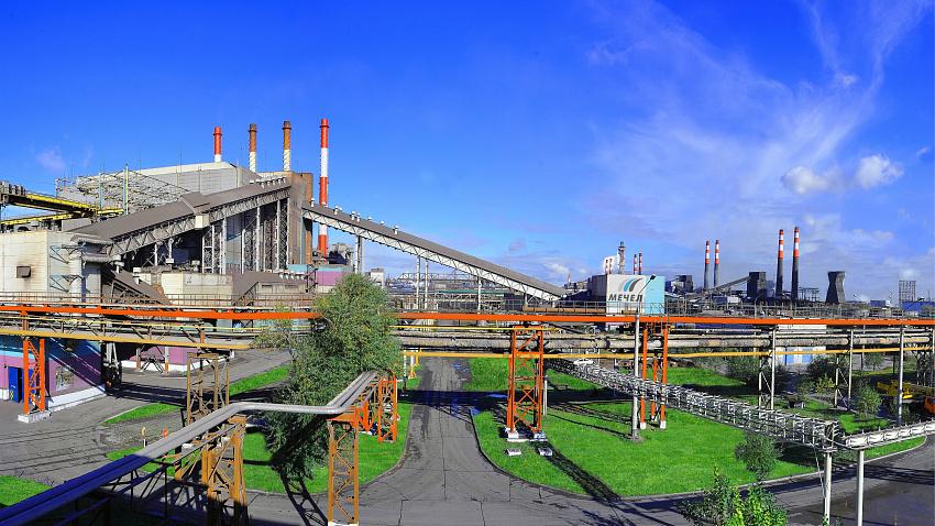 На ЧМК отремонтировали систему газоочистки в сталеплавильном цехе