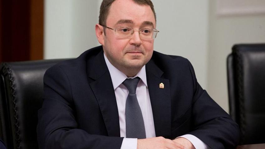 Виктор Мамин назначен ответственным за цифровую трансформацию в Челябинской области