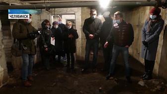 Канализация топит дом по улице Сталеваров