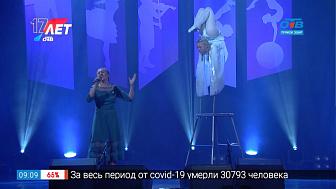 Марафон Талантов — Юлия Лаптева и Юлия Подоплелова (Уйский район)
