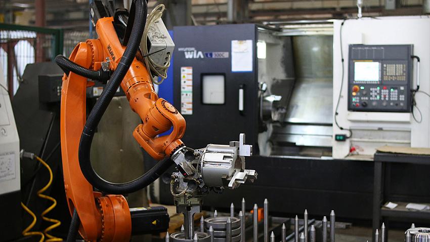 ЧКПЗ получит господдержку для развития производства роботов