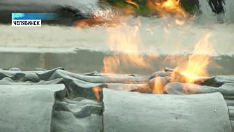 В регионе проводят газ к мемориалам