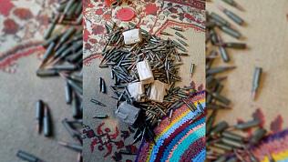 Полицейские изъяли 600боеприпасов уюжноуральцев