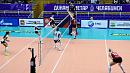 Челябинские волейболистки сыграют против спортсменок изКалининградской области