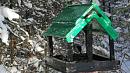 На Таганае появились кормушки на«птичьем» маршруте