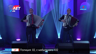 Марафон Талантов — Дуэт Виктор и Евгений Тимофеевы (Кизильский район)