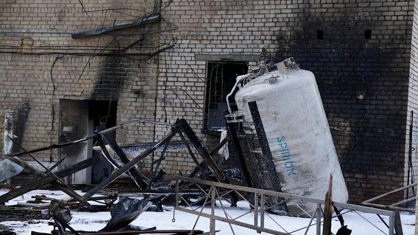 В мэрии Челябинска рассказали, когда закончится ремонт пострадавшей от взрыва ГКБ №2