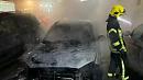 Минувшей ночью вЧелябинске неизвестные подожгли автомобиль журналиста издания Znak