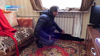 Температура в квартирах не превышала 10 градусов