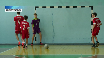Южноуральцы победили в турнире по мини-футболу