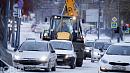 За ночь в Челябинске вывезли на полигон 922тонны снега