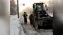 Ещё 1000тонн снега вывезли заночь сдорог Челябинска