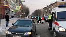 Пенсионерка попала подколёса иномарки вЧелябинске