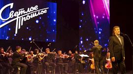 Концерт Олега Митяева с симфоническим оркестром