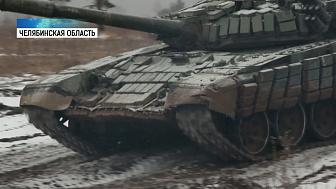 В танковую дивизию поступили 8 боевых машин поддержки танков «Терминатор»