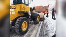 С улиц Челябинска заночь вывезли 844тонны снега