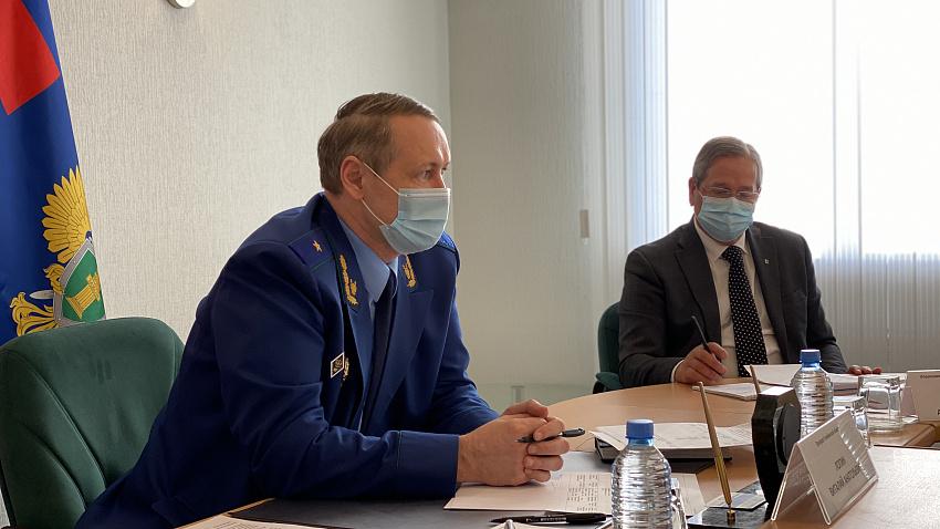 Прокуратура Челябинской области в 2020 году отказалась от 40% внеплановых проверок бизнеса