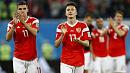 «Почта России» предложила написать письмо футбольной сборной