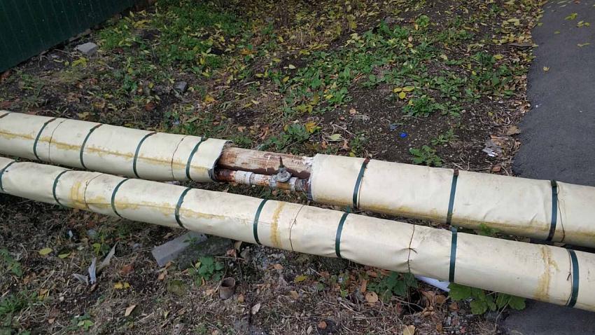 МУП «ЧКТС» оштрафовали за ненадлежащее содержание тепловых сетей