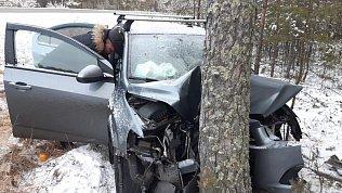 В Чебаркульском районе вДТП разбилась женщина