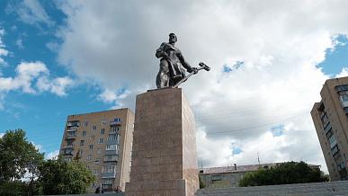 Южный Урал. Магнитогорск
