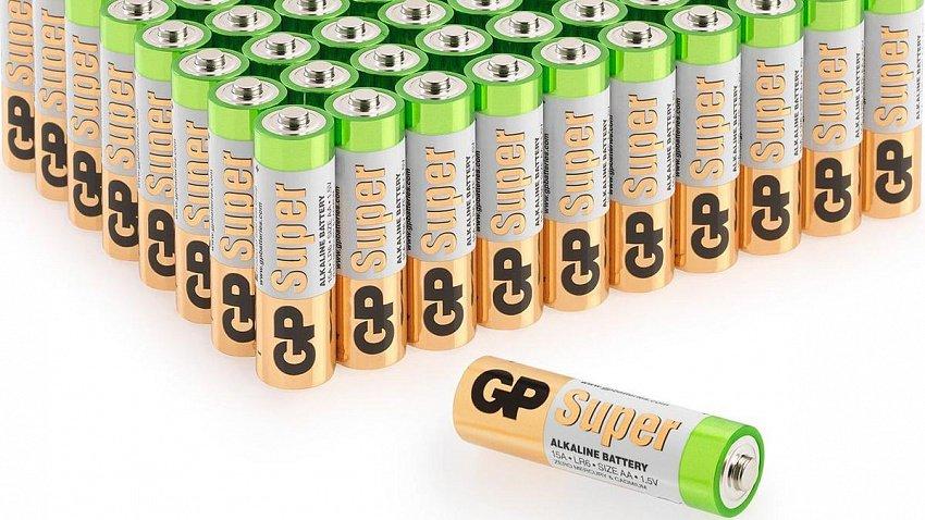 Какие аккумуляторы выпускаются под маркой GP?