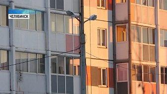 Несколько лет жили без уличного освещения